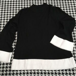 VICTORIA BECKHAM For Target Black top